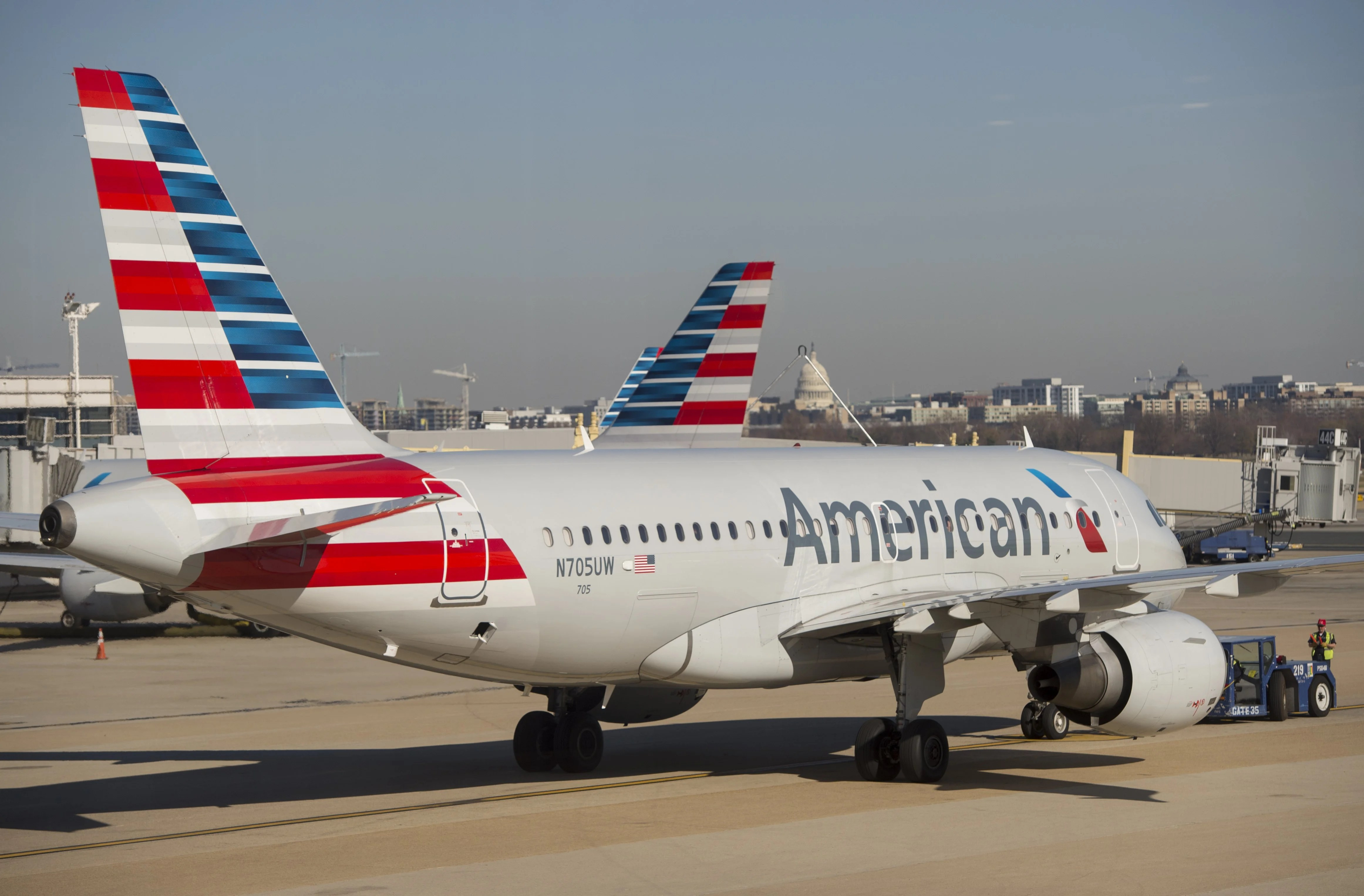 Why the American Airlines Shuttle continues the 'tradition' of rear-door deplaning