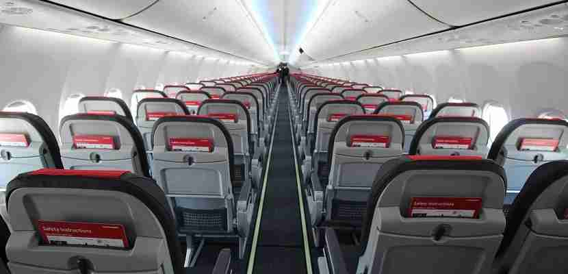 IMG Norwegian Air Boeing 737 MAX 8 cabin 2