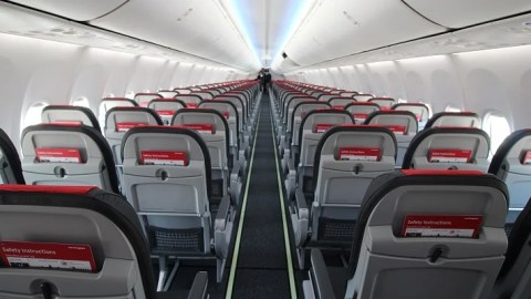 Where to Sit When Flying Norwegian Air's 737 MAX 8