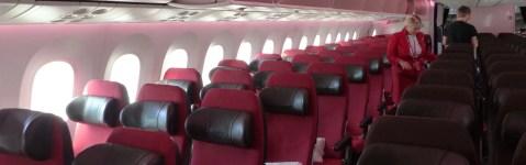 Flight Review: Virgin Atlantic (787-9) Economy, LHR to JFK