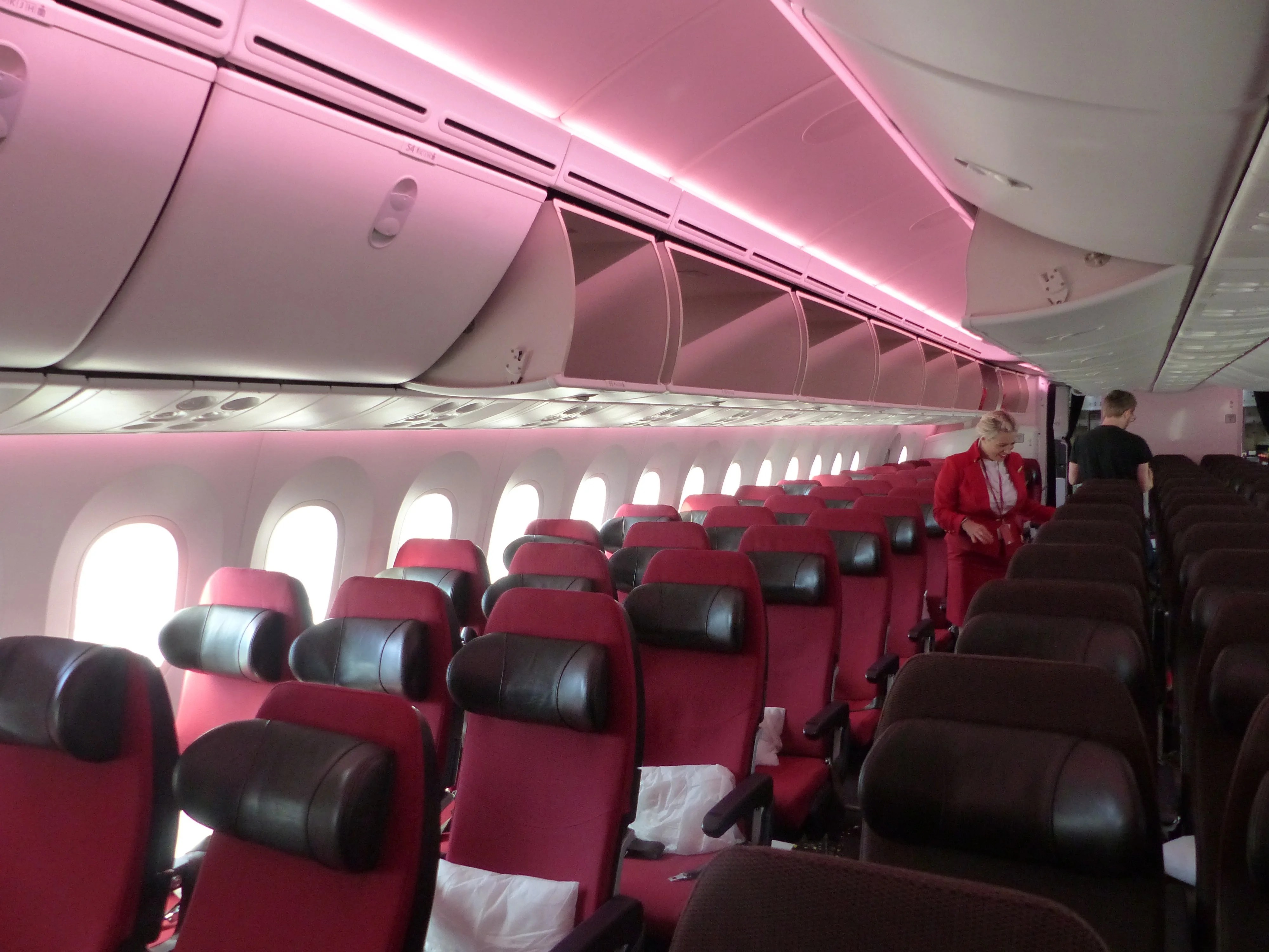 Flight Review Virgin Atlantic 787 9 Economy Lhr To Jfk