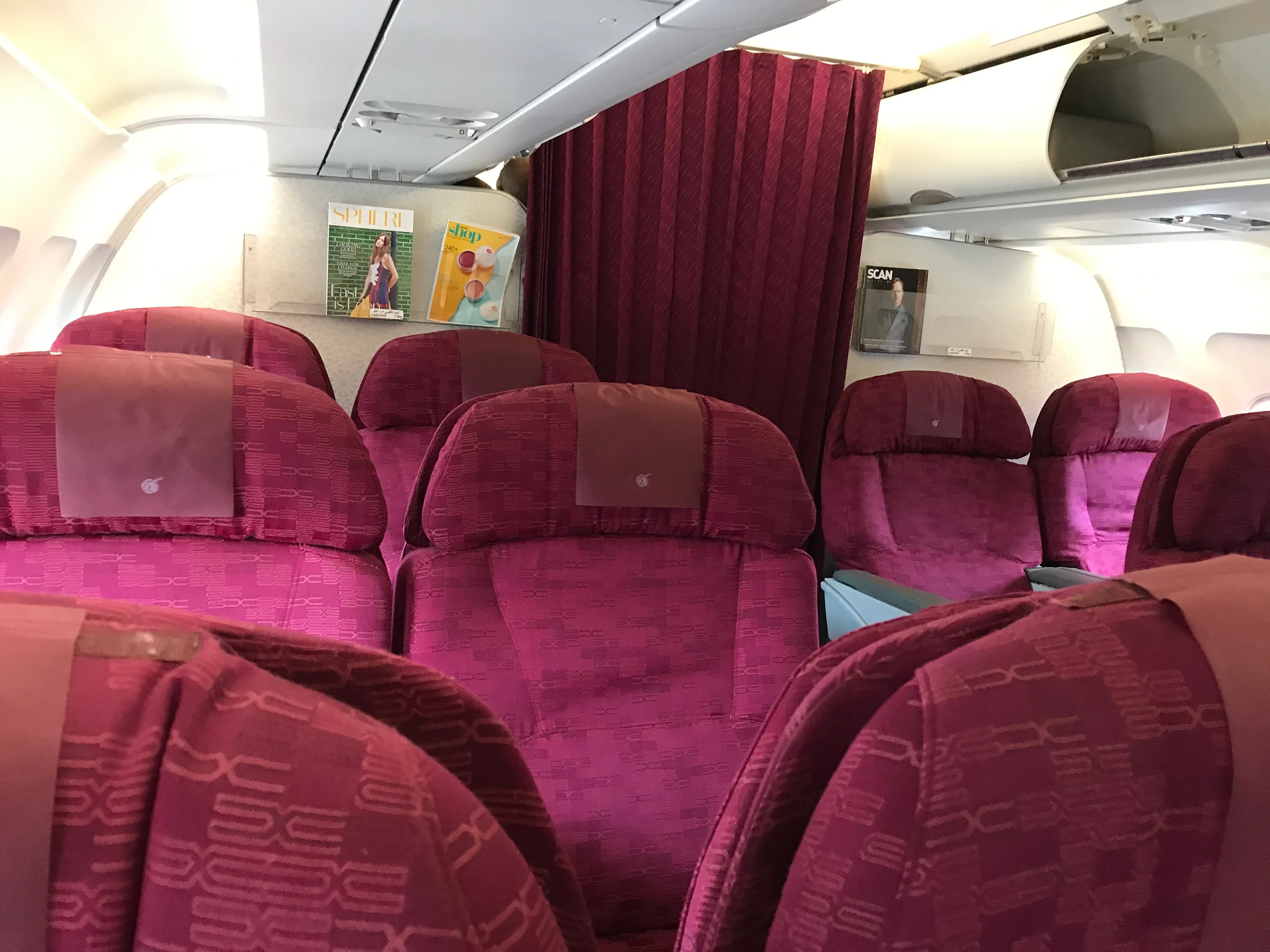 Flight Review: Flying Qatar Airways During the BA Strike