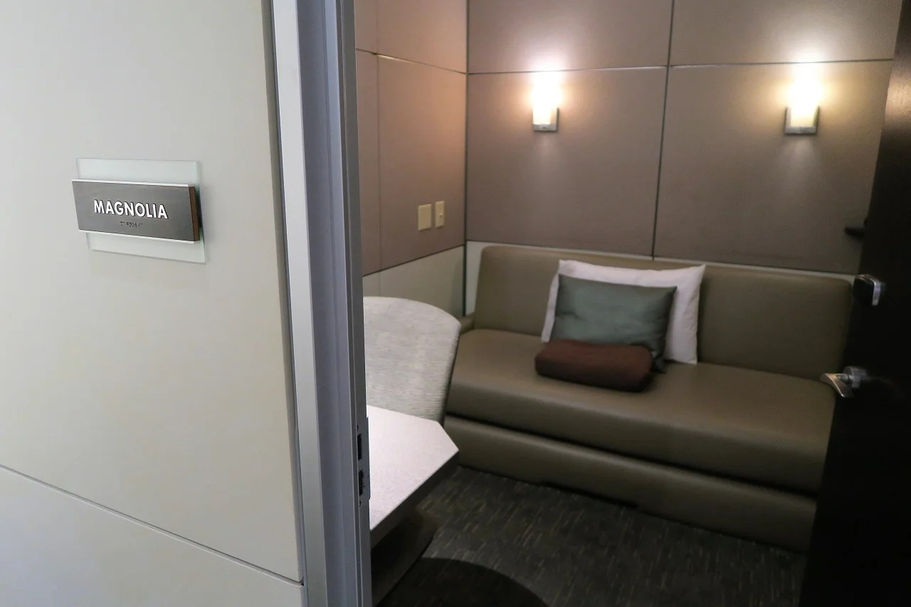 Lounge Review The Minute Suites At Hartsfield Jackson Atl