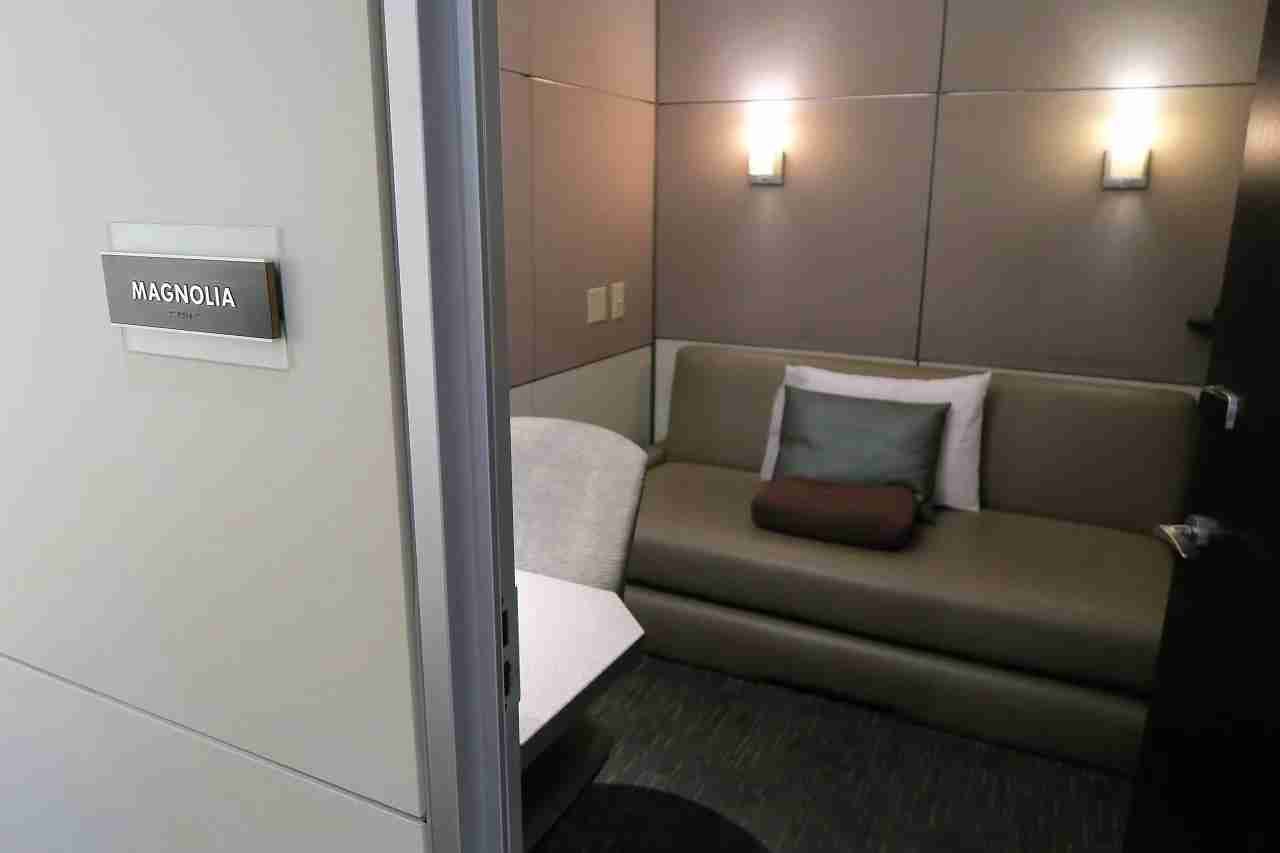 Photo of the Atlanta Concourse B Minute Suites location. Photo by JT Genter / The Points Guy