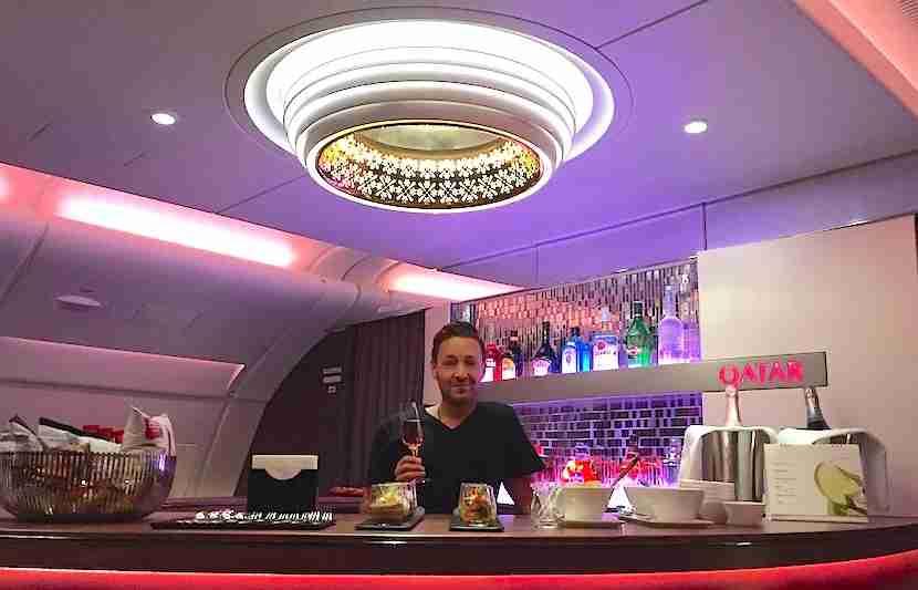 Qatar bar Eric
