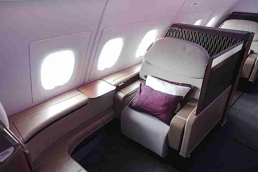 Qatar first class 1