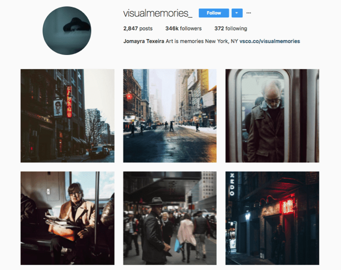 10 New York City Photographers To Follow On Instagram