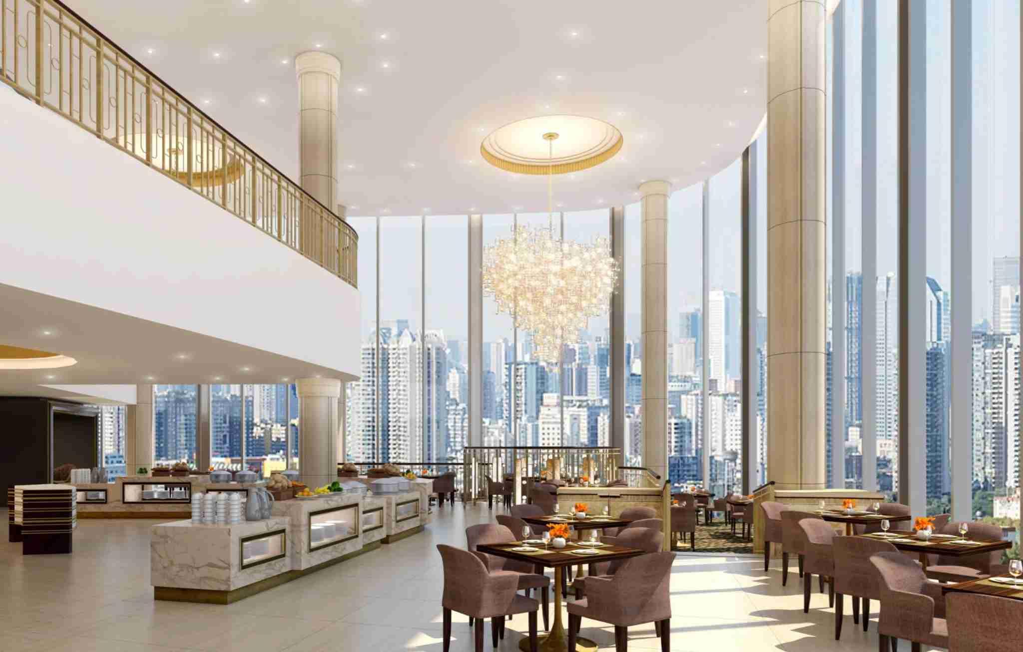 Image courtesy of The Waldorf Astoria Chengdu.