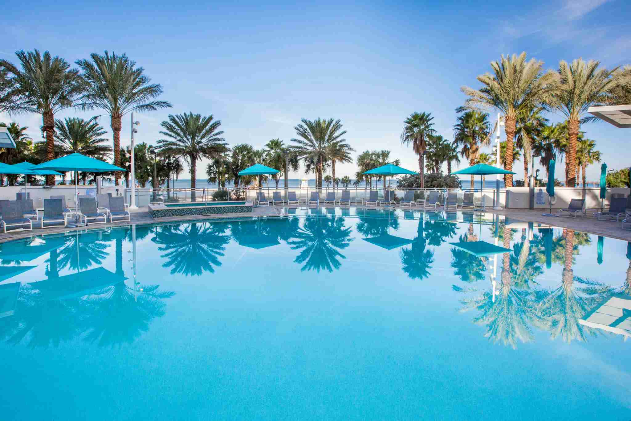 Wyndham Grand Clearwater Beach - Pool