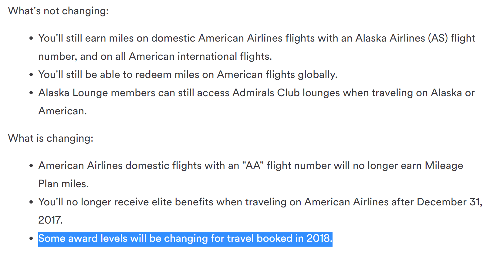 American Airlines And Alaska Airlines Slash Partnership