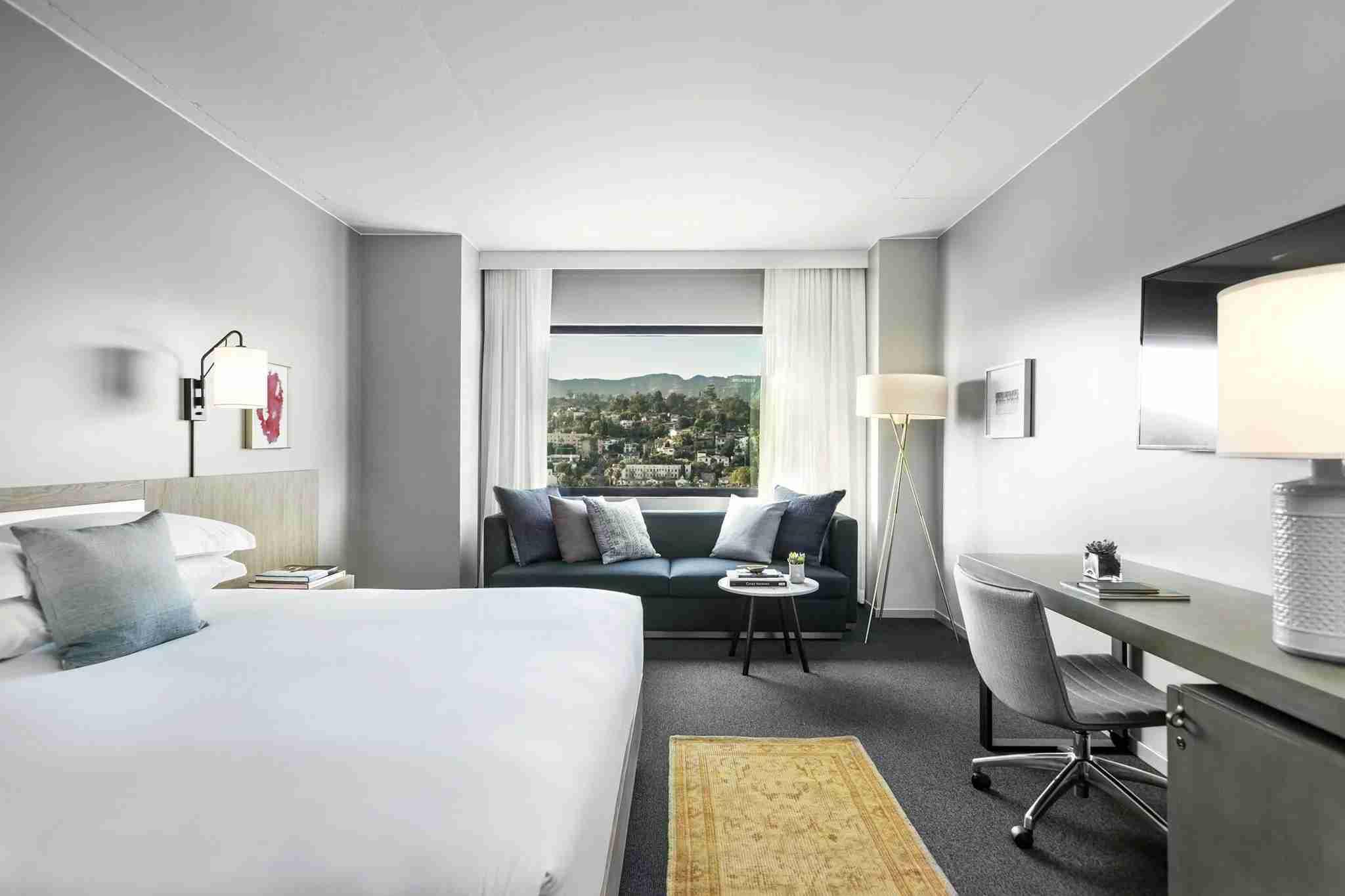 Image courtesy of the Kimpton Everly Hollywood Hotel