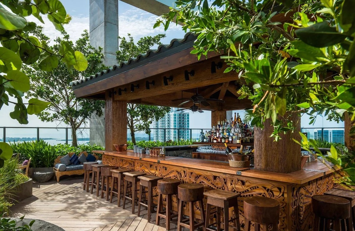 10 Coolest Rooftop Bars in America