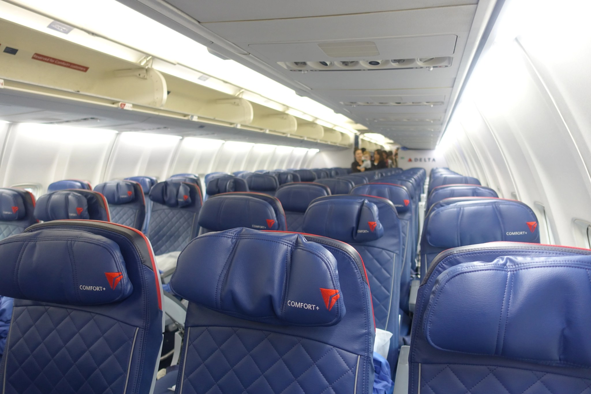 Review: Delta Comfort+ (757-200), San Francisco to New York
