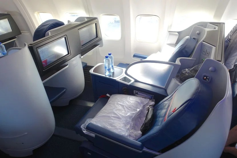 Flight Review Delta One 757 200 From Stockholm To Nyc