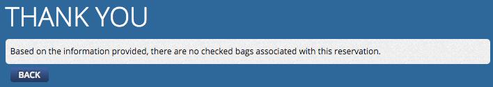 Delta Bag Guarantee