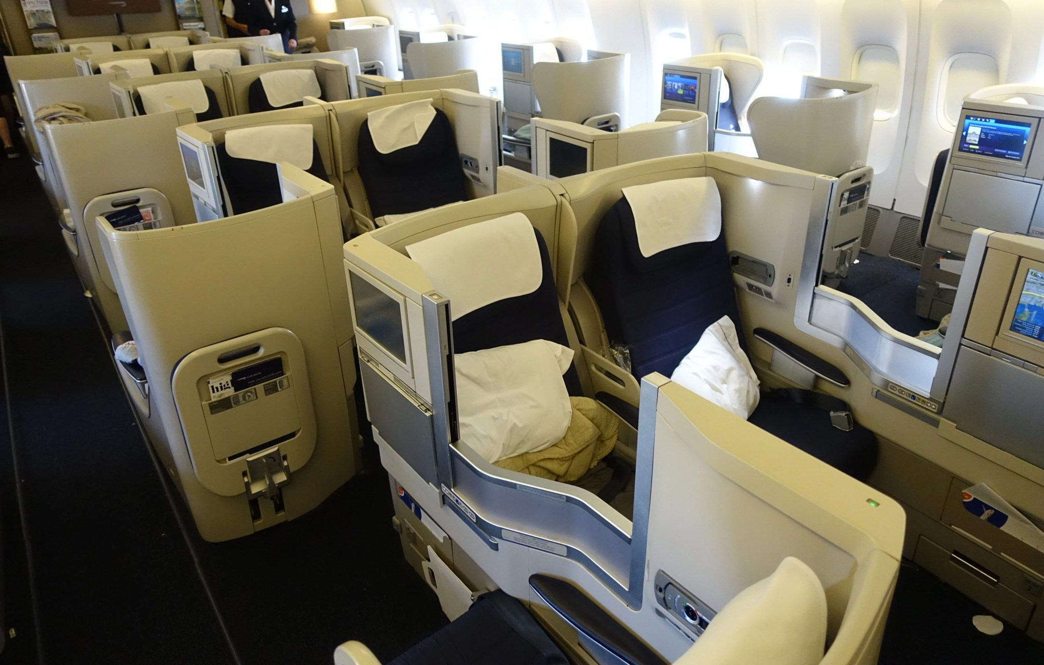 Flight Review: British Airways (777-200) London To New York