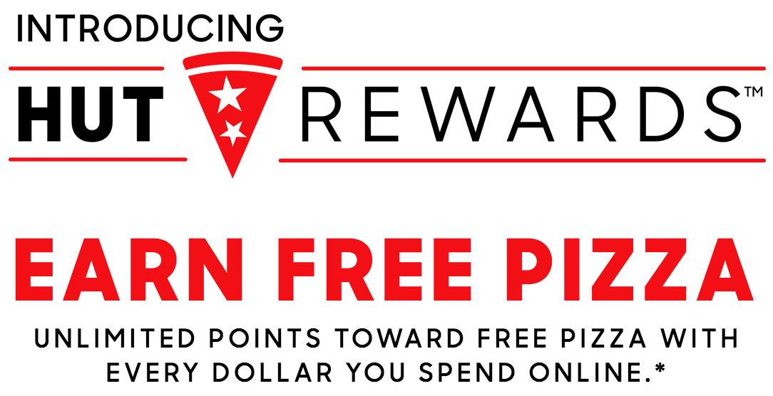 Hut rewards