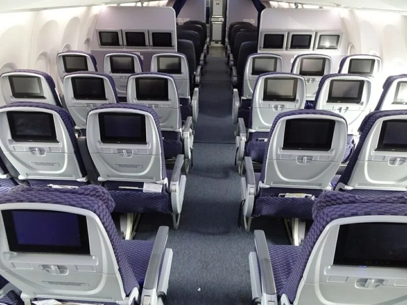 Boeing 737 800 Seating Chart Copa Airlines