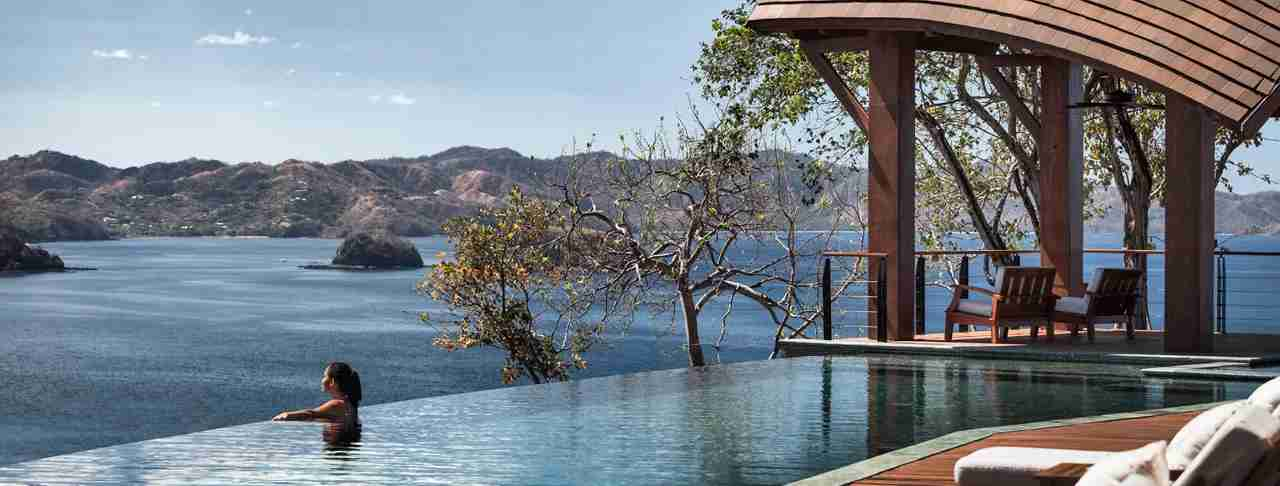 Image by the Four Seasons Costa Rica aat Peninsula Papagayo.
