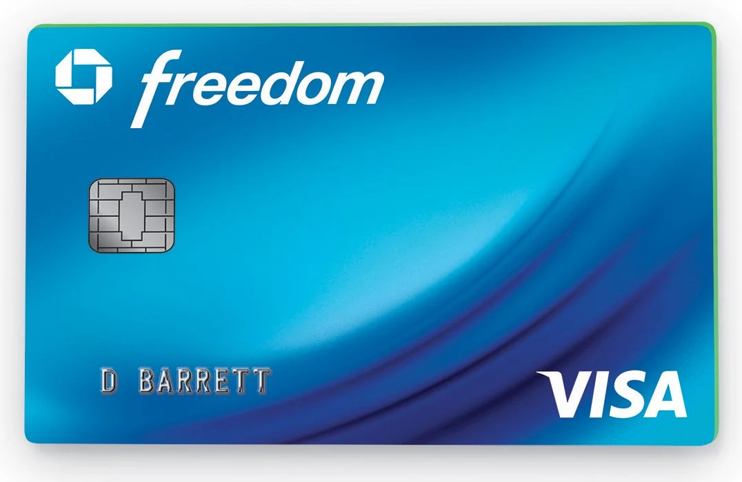 as pictured above the new chase freedom sports a more minimalist modern look with less prominent branding and an abstract motif that brings it more in - Visa Travel Card