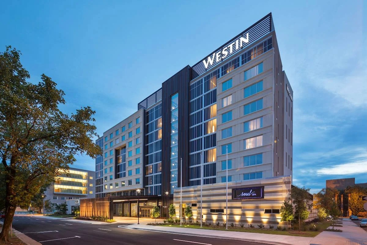 Check to See If You Are Targeted for 15% Back at Westin Hotels