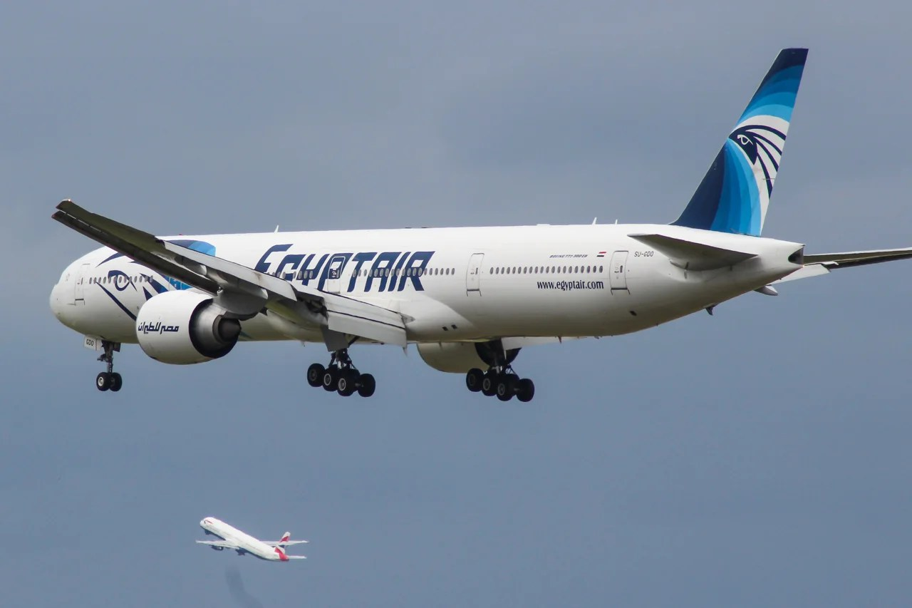 EgyptAir Sets June as Target Date for New Cairo-Washington DC Service