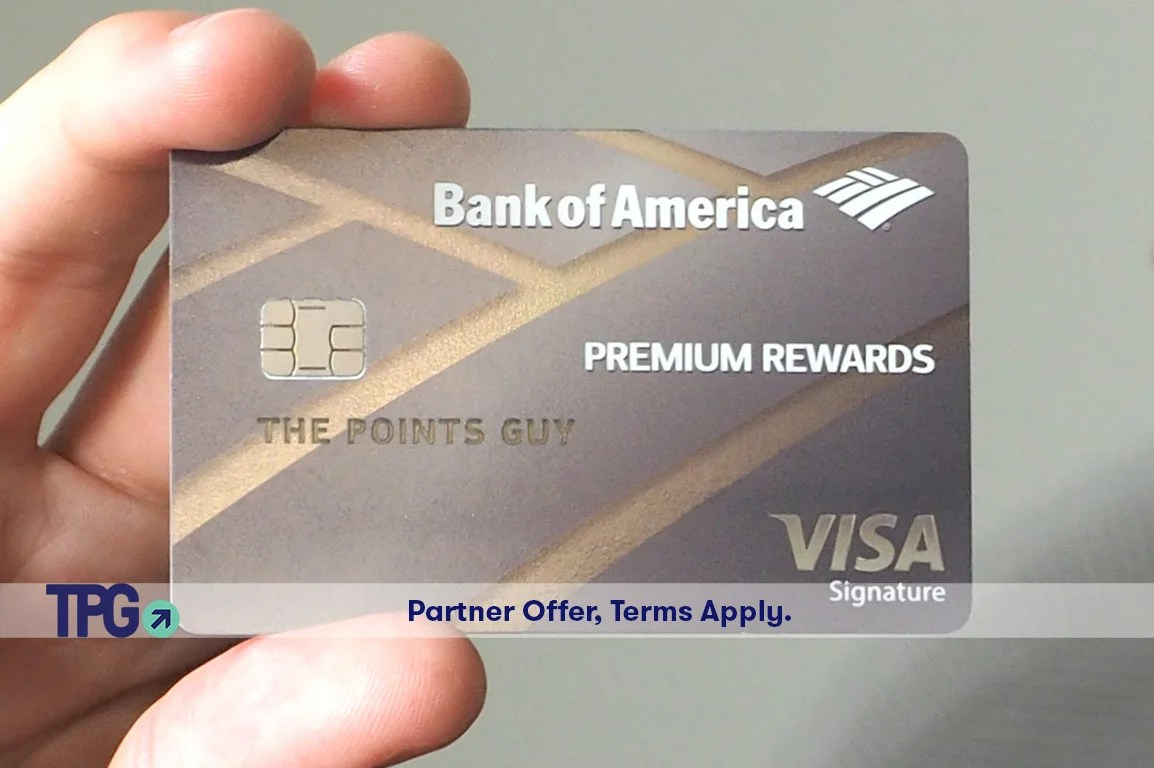 FAQs About the Bank of America Premium Rewards Card