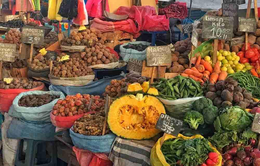 Bargain, especially at local markets. Photo by Lori Zaino.