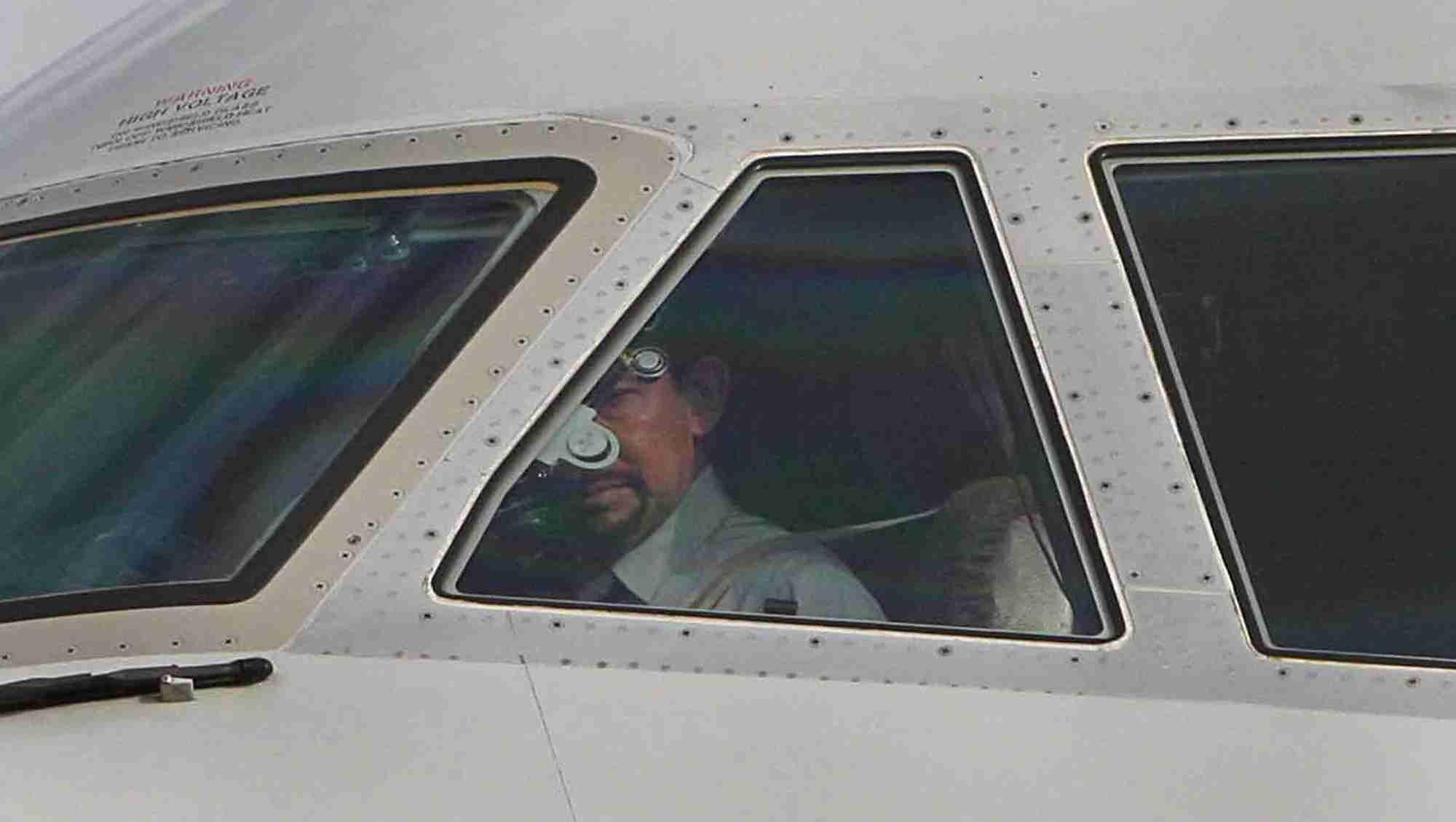 Sultan Haji Hassanal Bolkiah in the captain