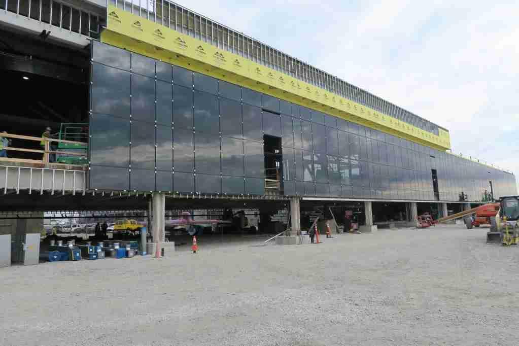 ORD L Stinger terminal exterior Sept 2017