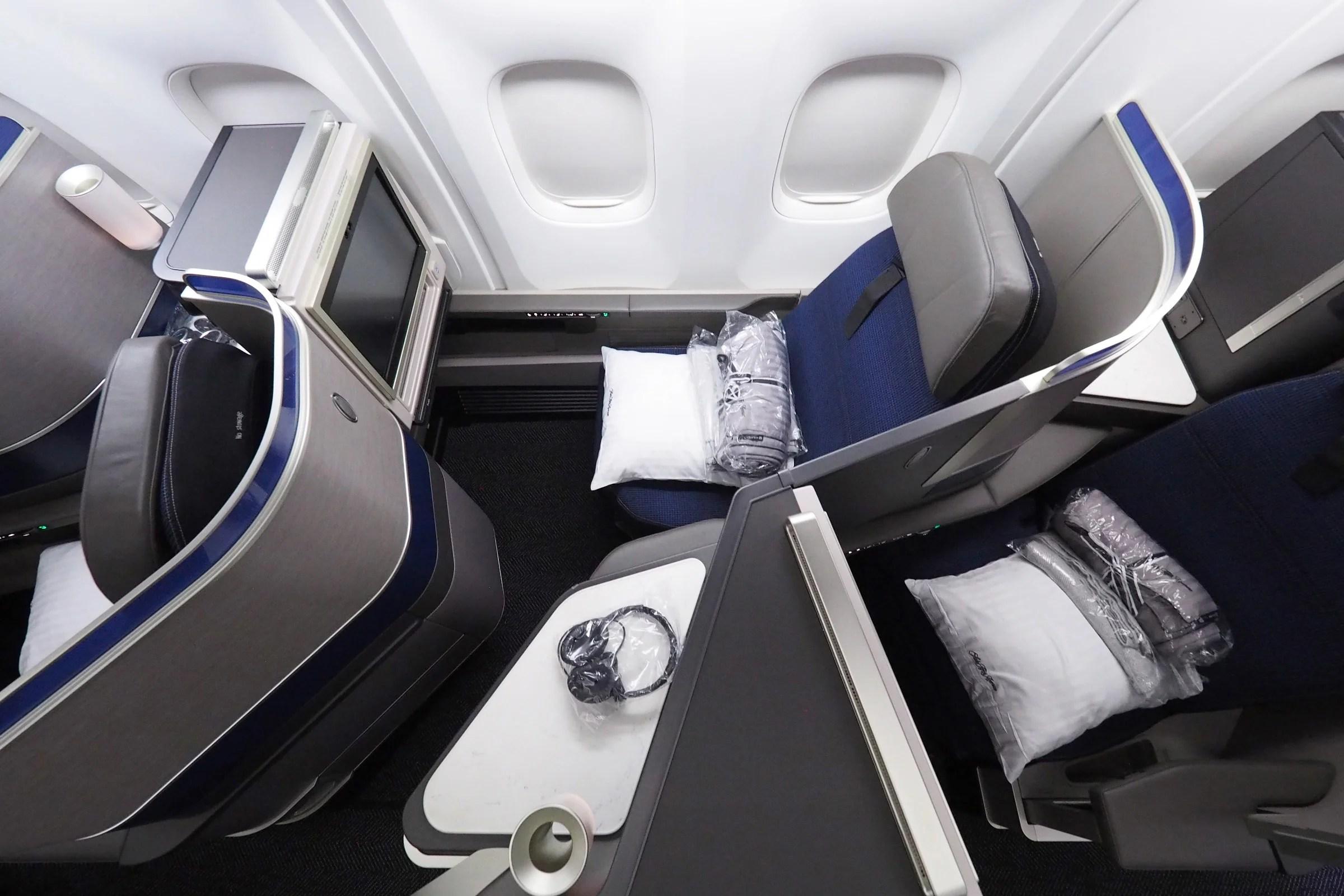 Flight Review: United (767-300ER) Polaris Business Class