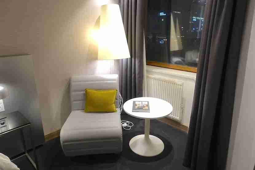 Radisson Blu Royal Viking chair