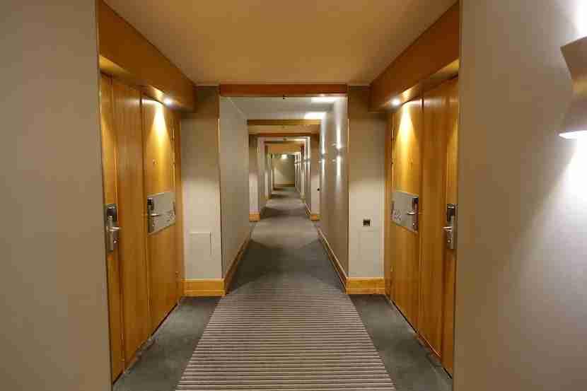 Radisson Blu Royal Viking hallway