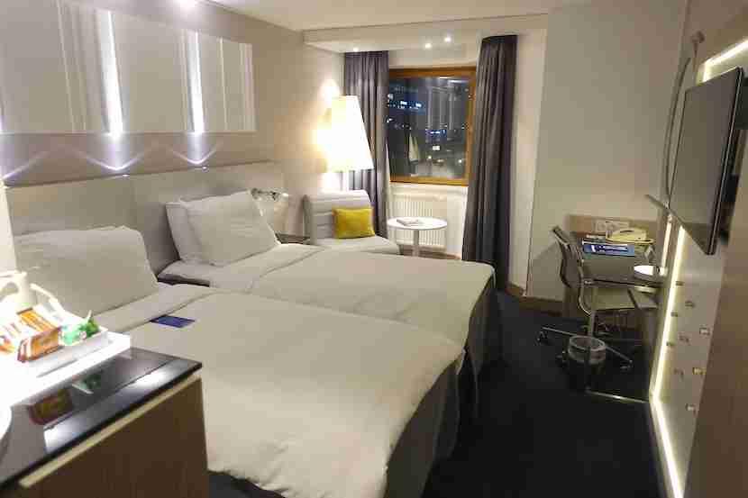 Radisson Blu Royal Viking room 1