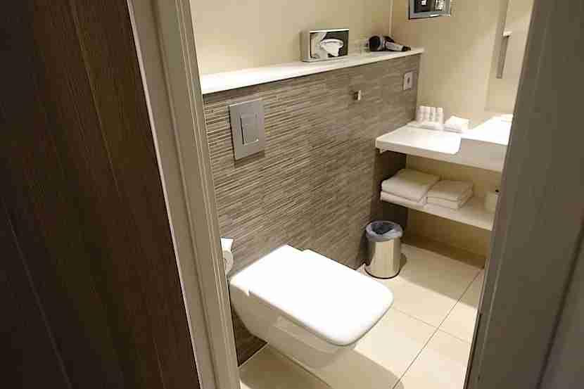 Radisson Blu Royal Viking toilet