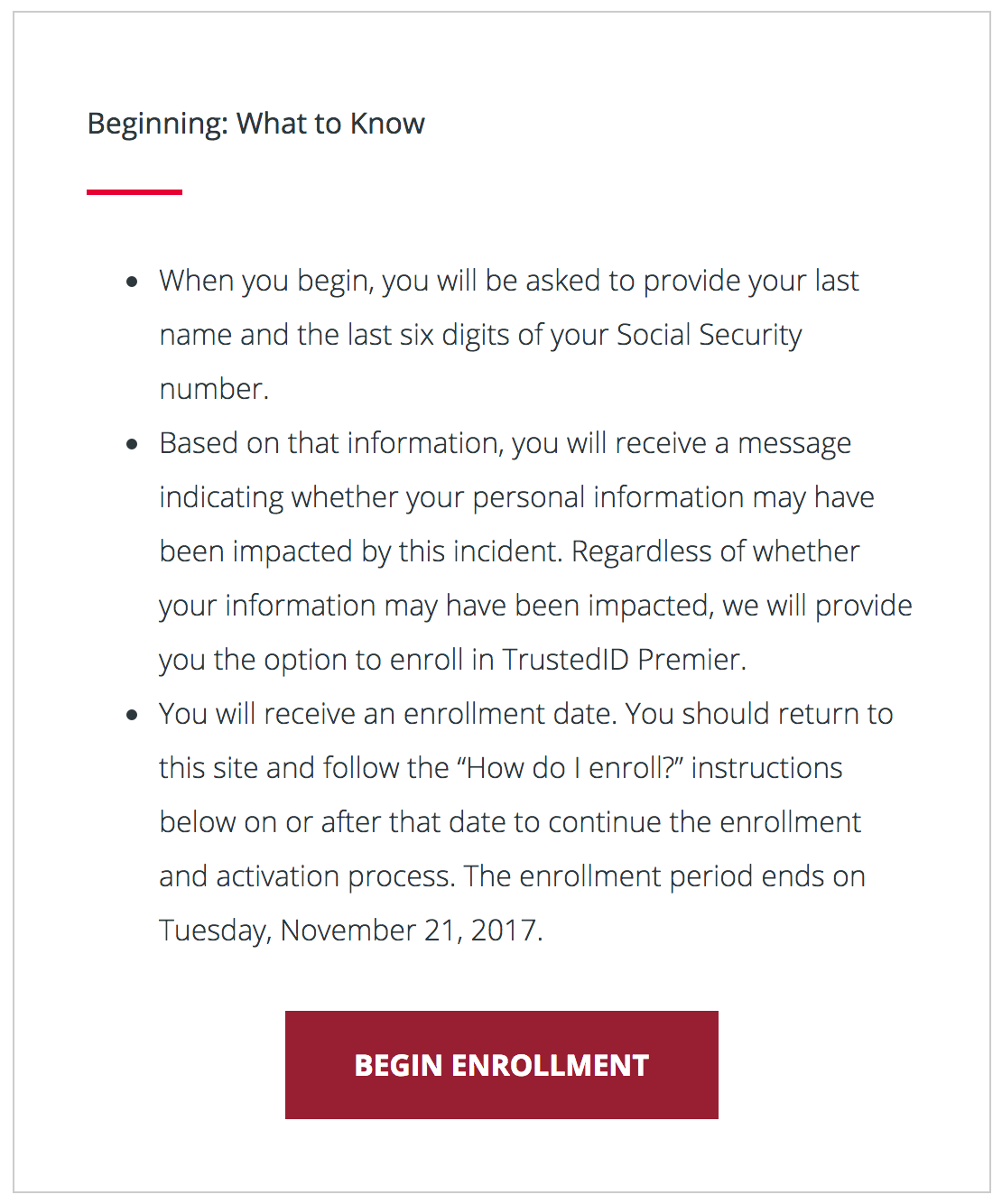How to find out if equifax breach affected me