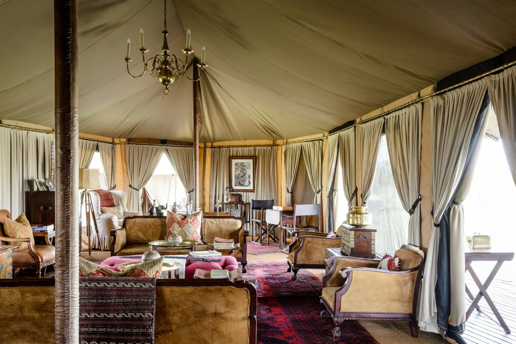 Best Places To Go Glamping Around The World