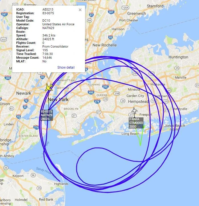 This Is How Flight Tracking Sites Work