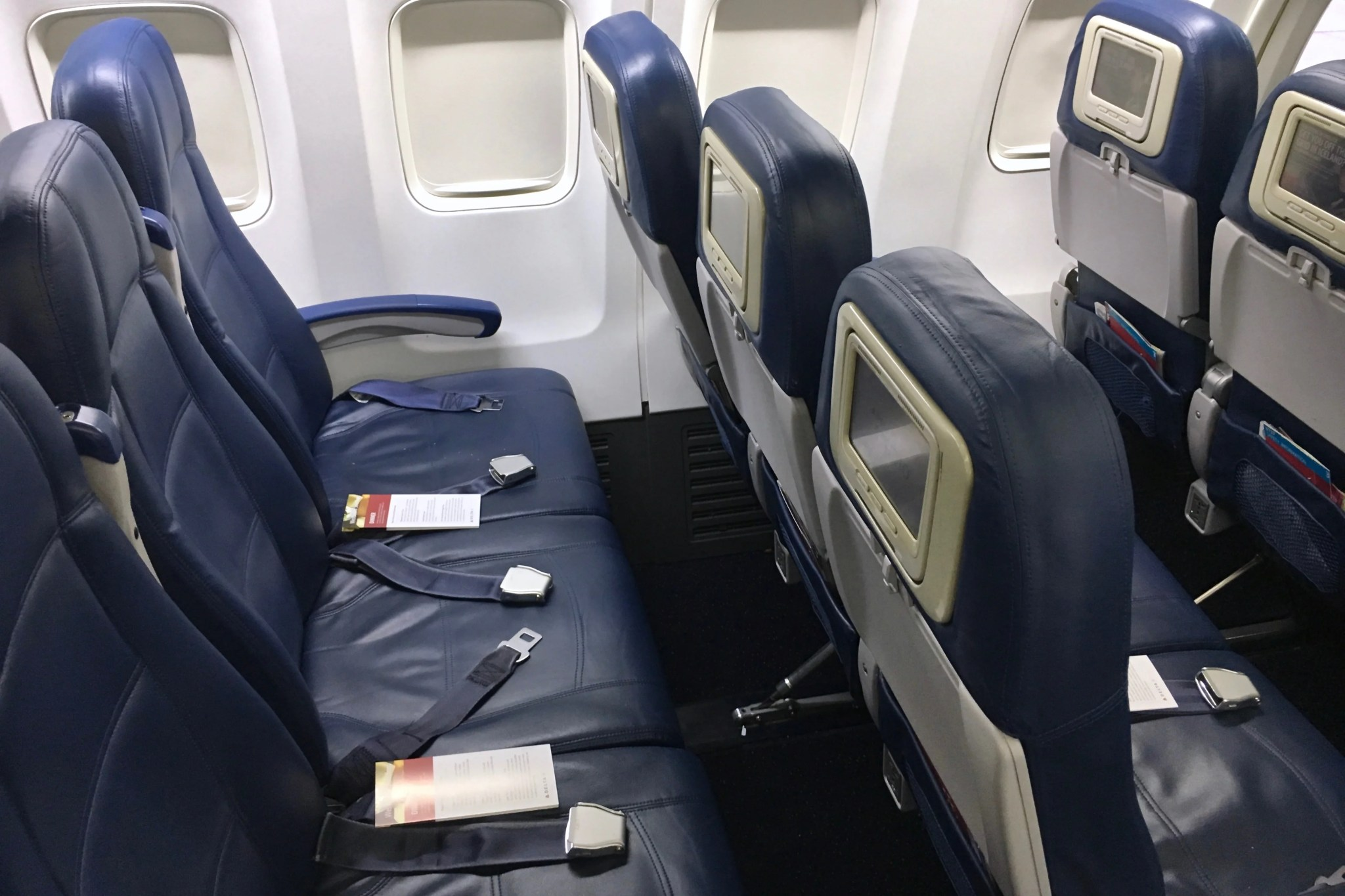 Flight Review: Delta (737-800) Basic Economy, Boston to LA
