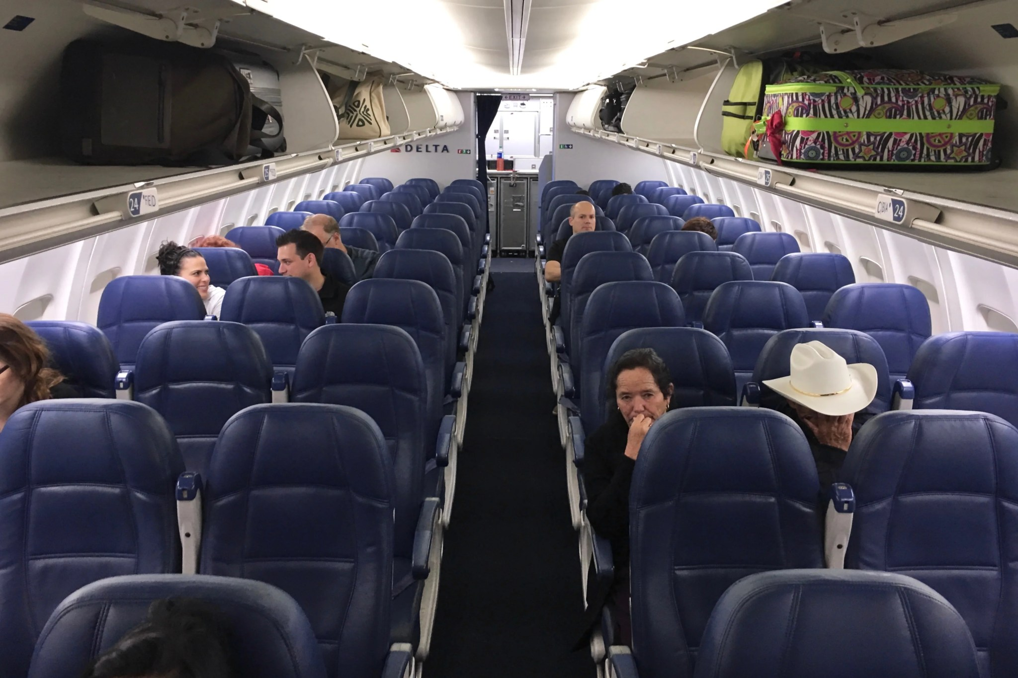 Flight Review Delta 737 800 Basic Economy Boston To La