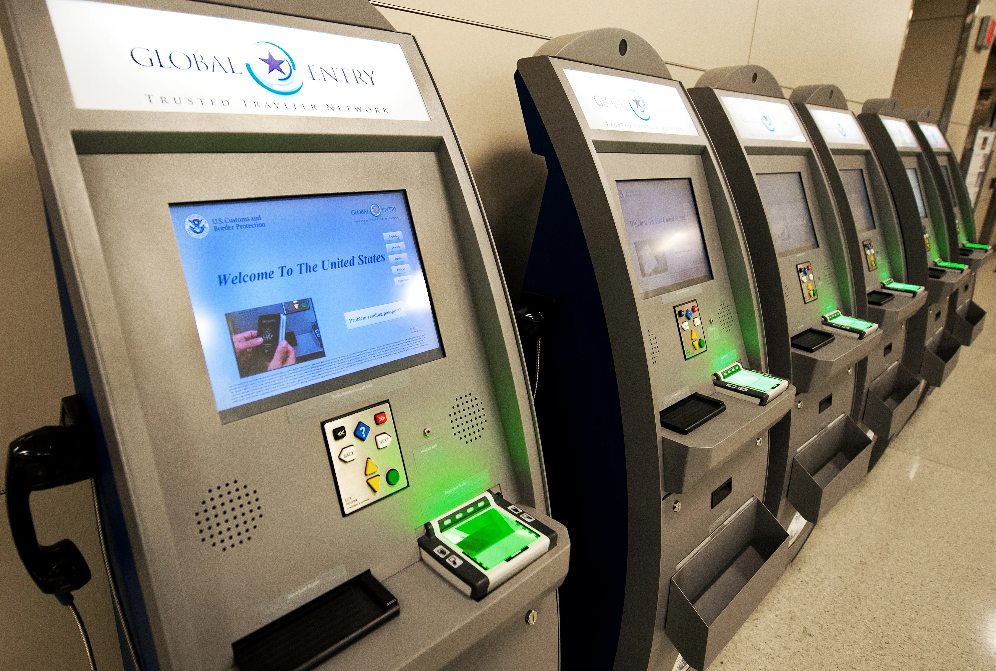 How To Re Register For The New Global Entry Website