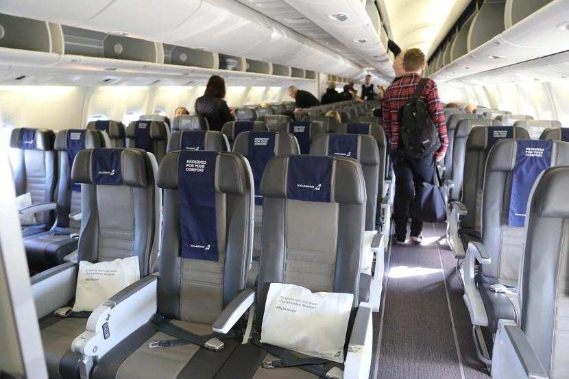 Review: Icelandair (767-300ER) Economy, Reykjavik to JFK