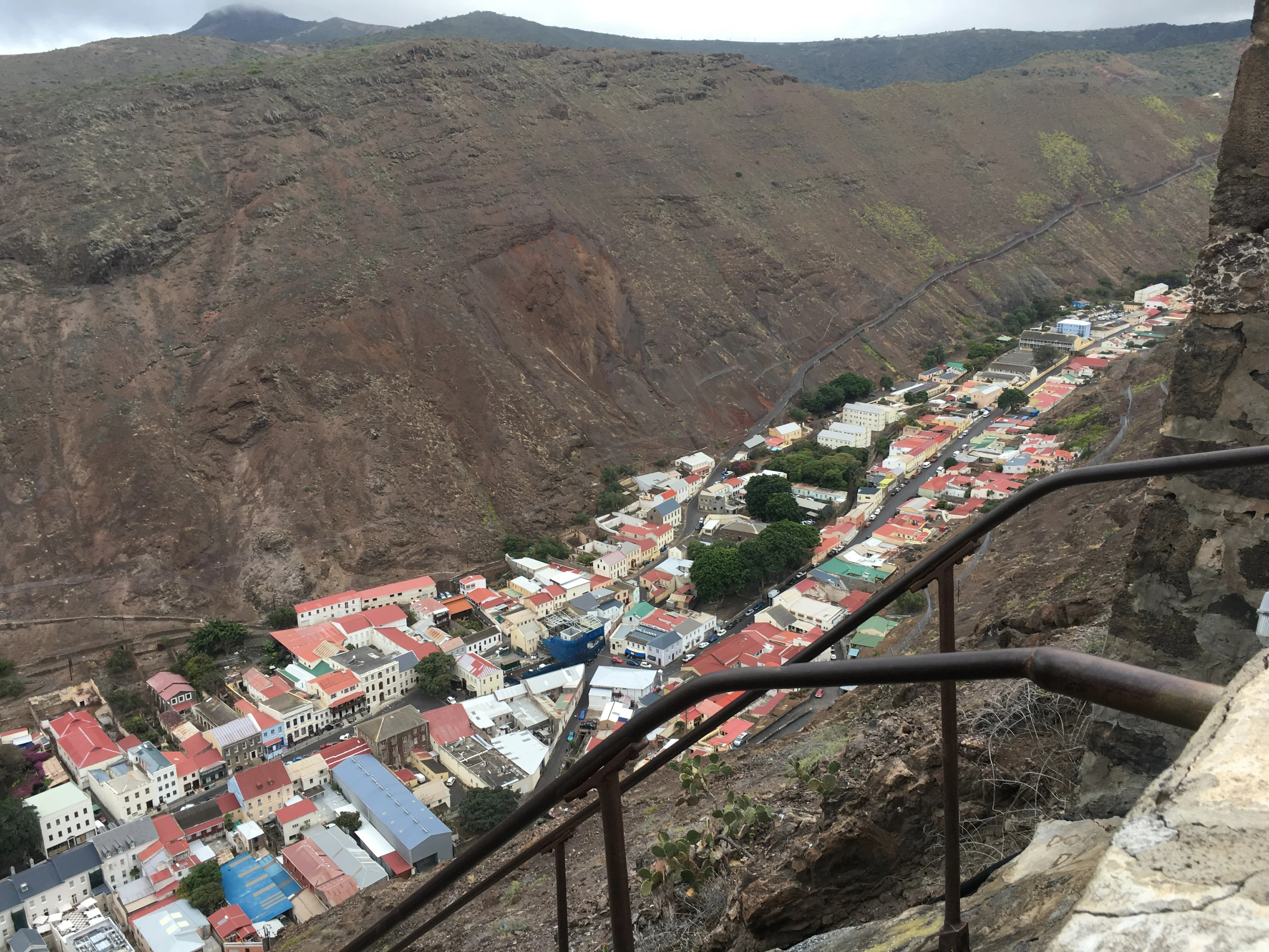 Miles Away: Visiting St. Helena, One of the Most Remote Islands in the World