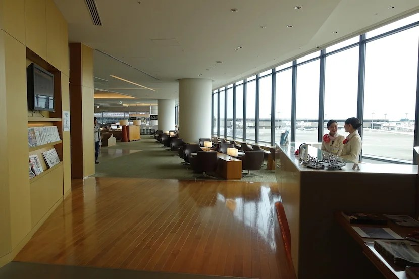 American Airlines closing Tokyo Admirals Club with shift to Haneda