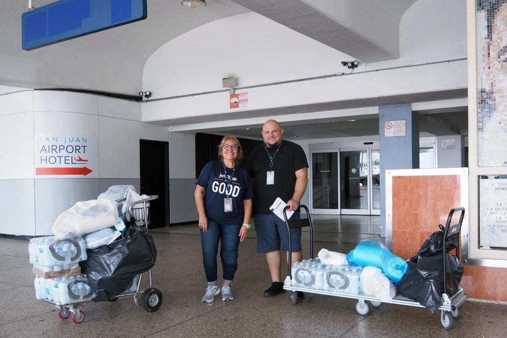 JetBlue Care Center San Juan Puerto Rico