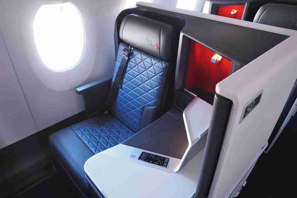 Delta One Suite A350