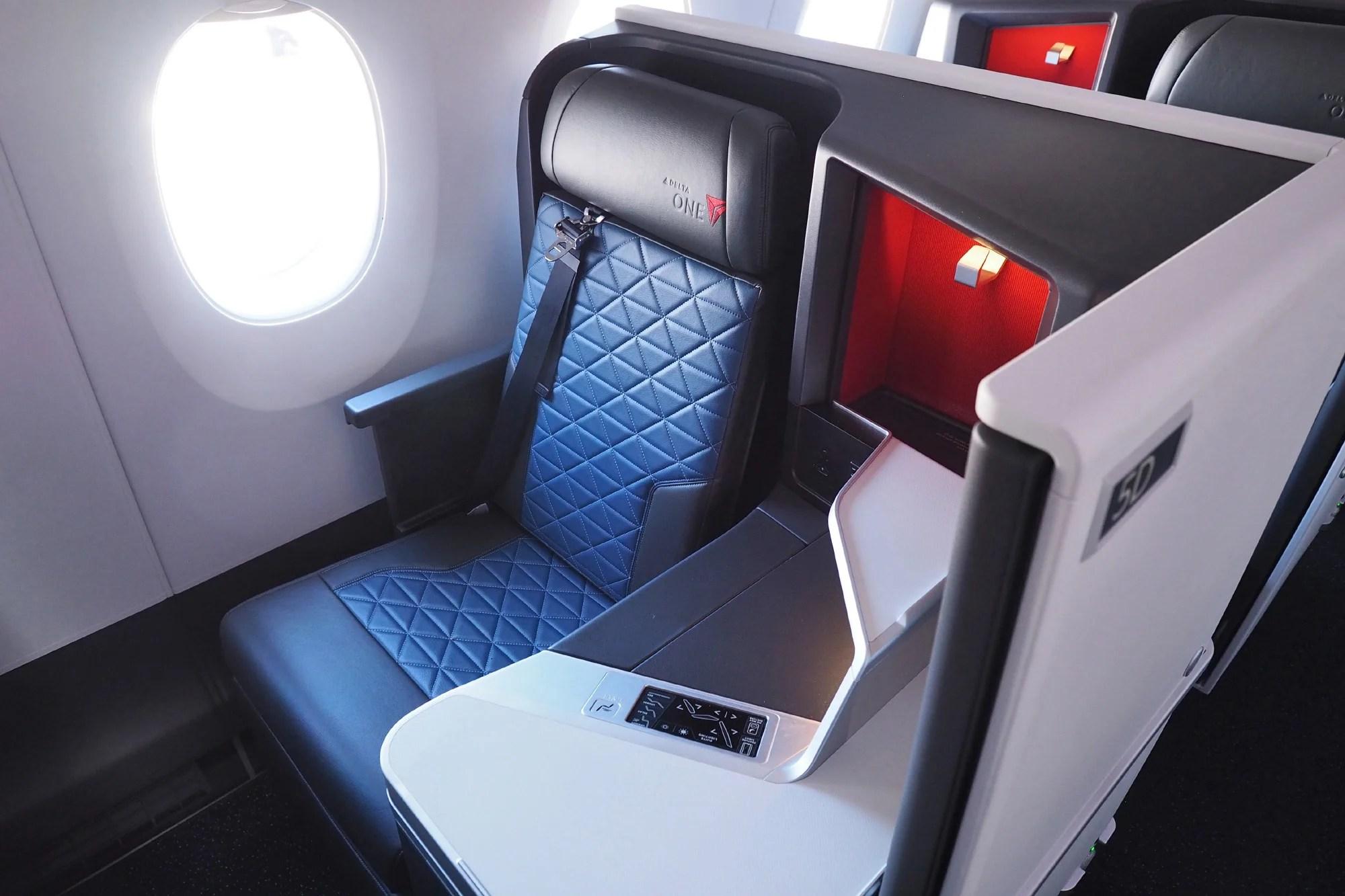 Delta 777 And 767 400 Planes To Get Quot Flagship Quot Interiors