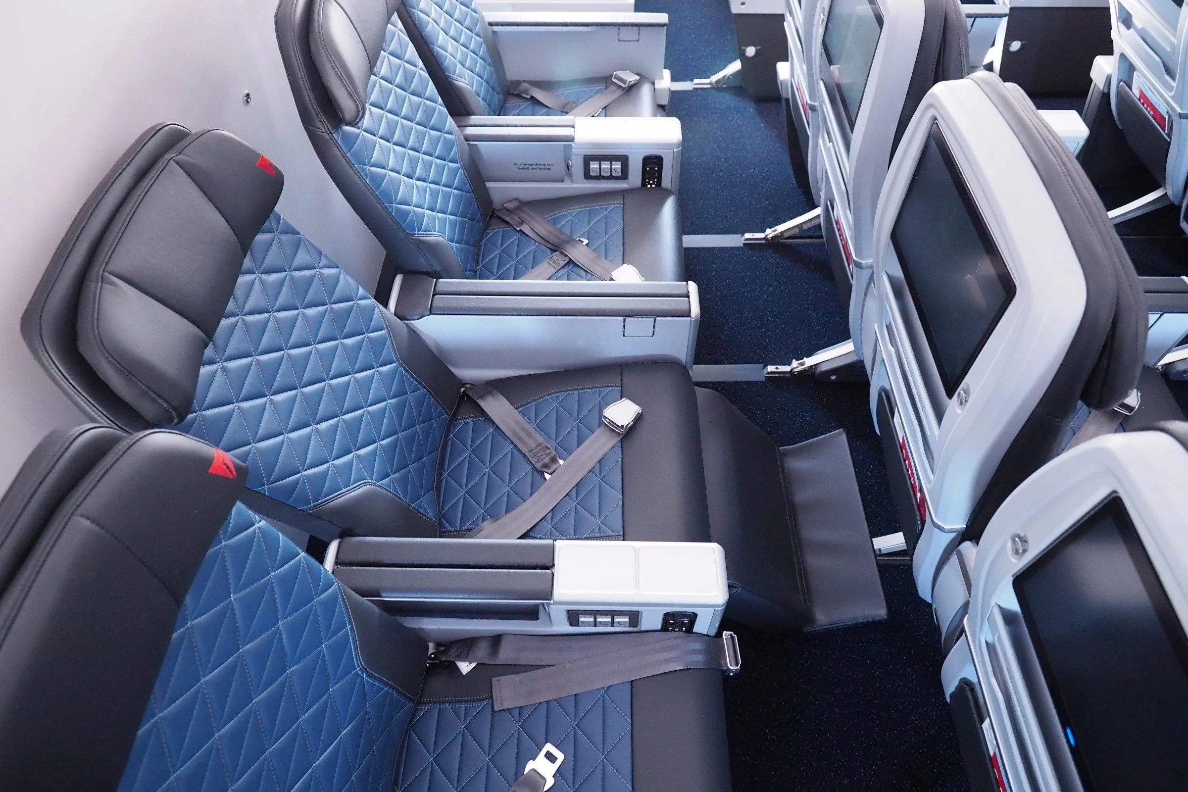 Where To Sit On Delta S Airbus A350 Premium Select