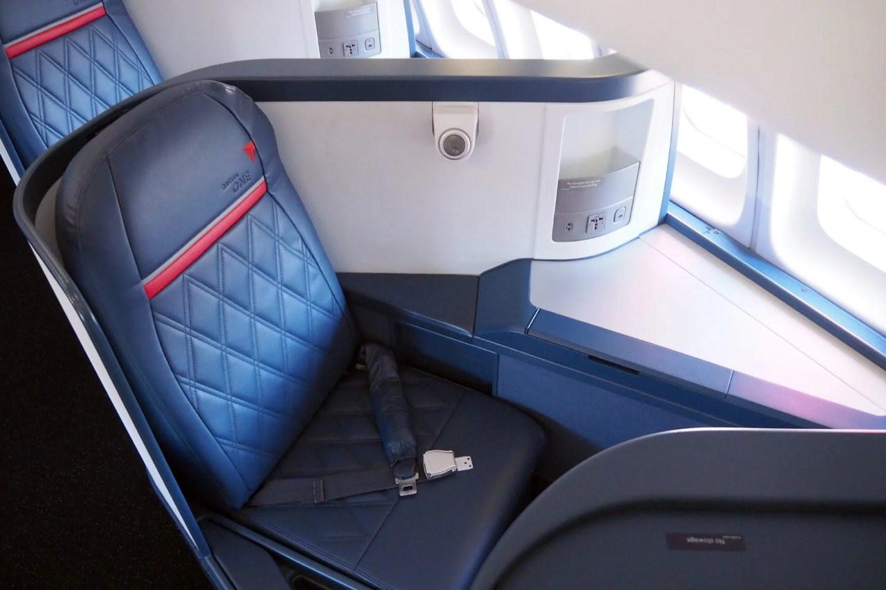 Delta Makes Positive Changes to Upgrade Certificates