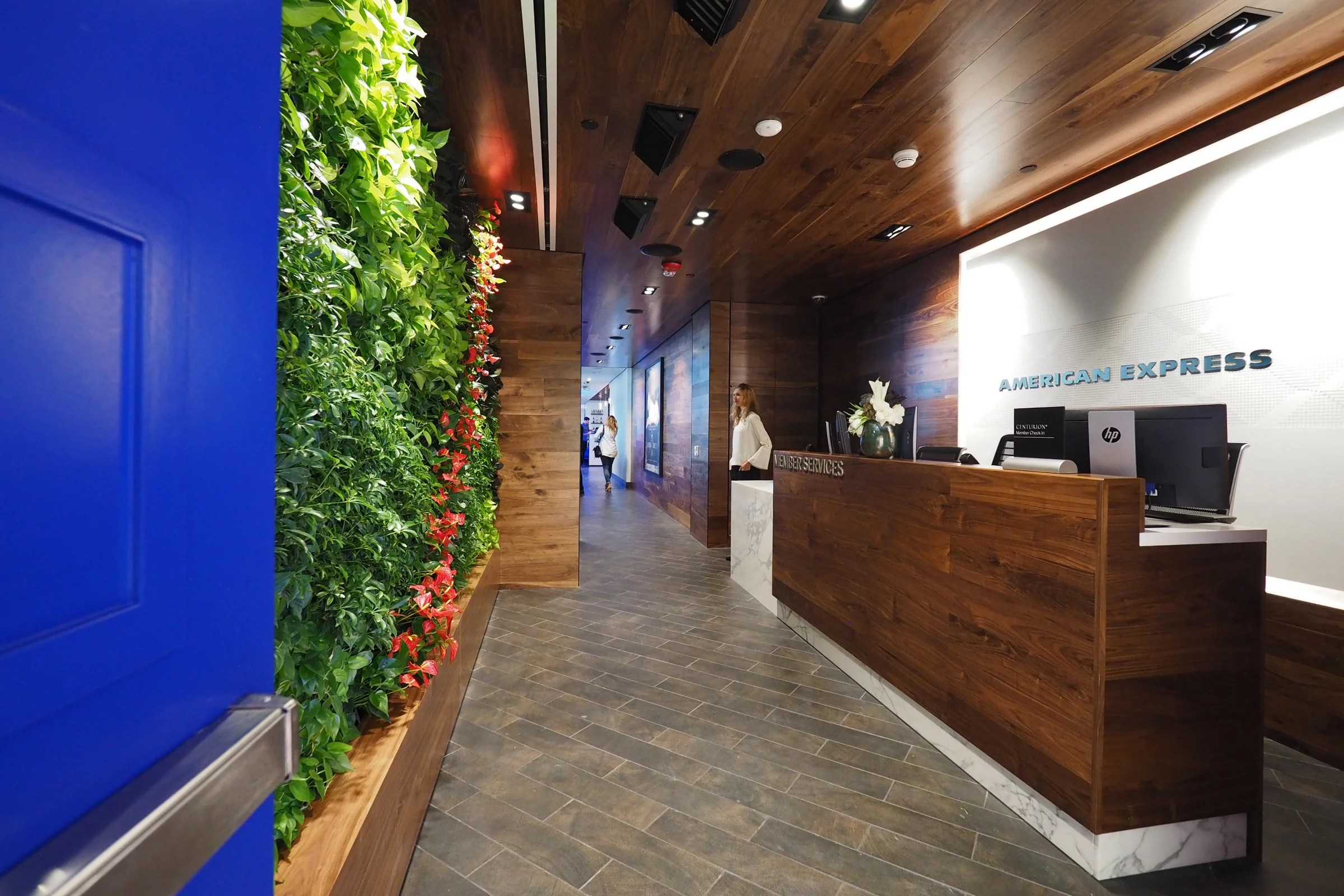 Amex Is Finally Opening A Centurion Lounge At Lax